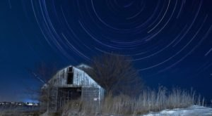 Surges Of Up To 100 Meteors Per Hour Will Light Up The Iowa Skies During The 2020 Lyrid Meteor This April
