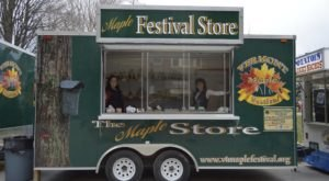 Sample Unlimited Maple Syrup At The Upcoming Vermont Maple Festival