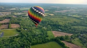 Take To The Skies And Cross A Hot Air Balloon Ride Near Cincinnati Off Your Bucket List