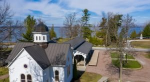 For a Beautiful and Calming Day-Long Excursion, Make A Trip To Saint Anne's Shrine in Vermont