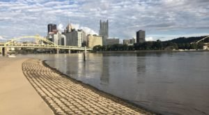 Visit The North Shore Riverfront Trail In Pittsburgh For A Beautiful Waterside Springtime Hike