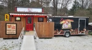 Quirky And Delicious, The Luv Shack Is A Popular Bagel Shop And Italian Restaurant In Mississippi