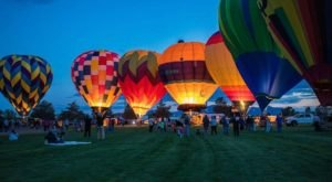 The Sky Will Be Filled With Colorful And Creative Hot Air Balloons At The Winnemucca Balloon Festival In Nevada