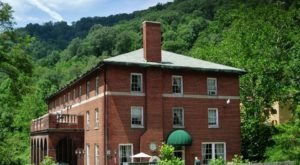 West Virginia's Elkhorn Inn And Theatre Was Recently Named One Of America's Coolest Bed And Breakfasts