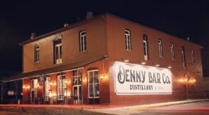 Denny Bar Company In Northern California Is Now Making Hand Sanitizer For Locals Instead Of Whiskey