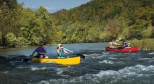 Float Any Time Of The Year Along Arkansas' Spring River