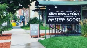 Minnesota Sleuths Will Love A Trip To Once Upon A Crime, A Bookstore With A Massive Selection Of Mystery Novels