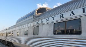 Take A Step Back In Time On This 1940's Themed Wine Train In Nashville