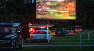 Enjoy A Safe, Social Distancing Night Out At Arkansas' Kenda Drive-In Theatre