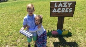 Don't Let Easter Pass Without a Visit To The Bunny Patch At Lazy Acres Farm In Mississippi