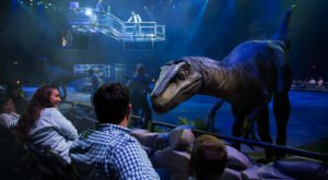 The Jurassic World Live Tour Is Coming To New York And It'll Have You Sitting In Front Of Life-Size Dinosaurs