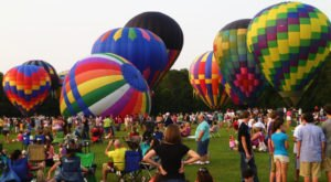 The Alabama Jubilee Hot Air Balloon Classic Is Back For Its 43rd Year Of Fun & Festivities