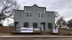 Hidden In The Tiny North Dakota Town Of Barney, The Barney Pub & Eatery Is A Delicious Spot You Won't Forget