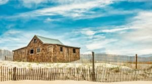 Visit New Jersey's Iconic Judge's Shack Before It's Washed Away