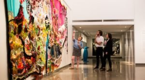 The Art Museum At 21c Museum Hotel In Nashville Is Open 24/7 And Is Completely Free To Visit