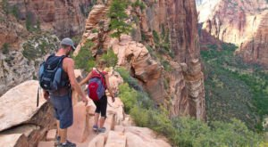 Here Are 9 Tips To Help You Safely Hike Utah's Most Dangerous Trail