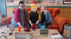 Cup O' Joe, A Friends-Themed Restaurant In Wisconsin, Is Worth The Journey