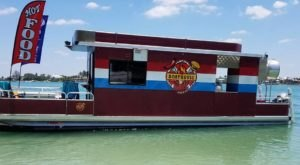 George Anthony's Boat House Grill In Florida Serves Scrumptious Food Right On The Water