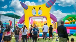 The World's Largest Bounce House Is Heading To Georgia Very Soon
