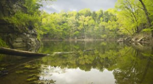 Escape From The Crowds By Visiting One Of These 5 State Parks Near Nashville