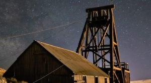 The Tonopah Stargazing Park In Nevada Is One Of The Best Places In The Country To Look At The Night Sky