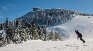 Jay Peak Resort Has Some Of The Best Skiing And Snowboarding Options In All Of Vermont