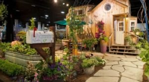 Sip Wine And Stroll Through The Boston Flower And Garden Show In Massachusetts