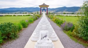 The Garden of One Thousand Buddhas In Montana Was Named One Of The Most Stunning Lesser-Known Places In The U.S.