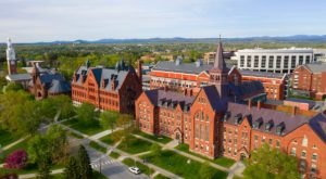 5 Fascinating Historical Things About One of The Oldest Universities In The U.S., The University of Vermont