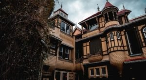 Winchester Mystery House In Northern California Is Now Offering A Virtual Access Tour