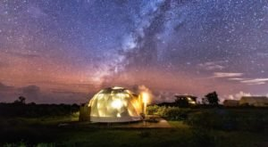 Tucked Away On A Private Ranch, This Dome Airbnb Is The Perfect Place To Get Away And Stargaze