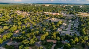 Named The Most Beautiful Small Town In Kansas, Take A Closer Look At Abilene