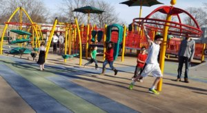 The Absolutely Ginormous And Inclusive Playground In Nebraska The Whole Family Will Love