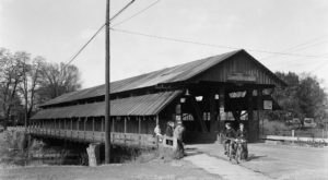 The Oldest Covered Bridge Near Cleveland Has Been Around Since 1831