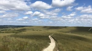 Get Your Dose Of Vitamin D On The Godwin Hill Loop Trail In Kansas