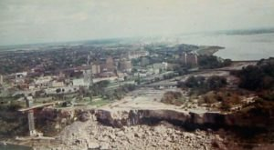 The Rare Footage From 1969 That Shows Niagara Falls Near Buffalo Like You've Never Seen It