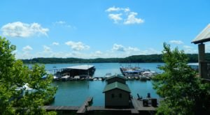 This Summer, Take An Indiana Vacation On A Floating Villa On Patoka Lake