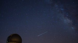 Surges Of Up To 100 Meteors Per Hour Will Light Up The Indiana Skies During The 2020 Lyrid Meteor Shower This April