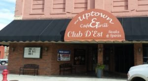 The All-You-Can-Eat Buffet At Uptown Cafe In Kansas Features Downright Delicious Country Cookin'