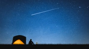 Surges Of Up To 100 Meteors Per Hour Will Light Up The Oregon Skies During The 2020 Lyrid Meteor This April