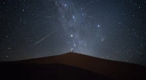 Surges Of Up To 100 Meteors Per Hour Will Light Up The Idaho Skies During The 2020 Lyrid Meteor This April
