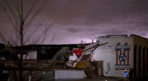 A Series Of Tornadoes Hit Middle Tennessee And Caused Destruction And Heartbreaking Loss