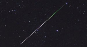 Surges Of Up To 100 Meteors Per Hour Will Light Up The Oklahoma Skies During The 2020 Lyrid Meteor This April