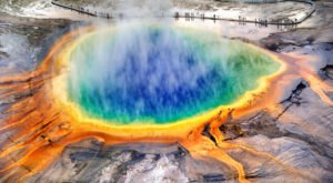 Explore Yellowstone's Greatest Attractions From The Comfort Of Your Home In Idaho