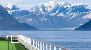 Cruising For Glaciers Is The Best Thing To Do In Alaska According To CNN Traveler