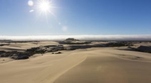 The Dunes On Oregon's Coast Look Like Something From Another Planet