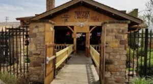 Only The Rough And Tough Will Step Foot Into Thirty-Six Saloon And The Hog Pit In Indiana