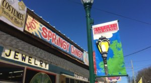 The Springy Dingy May Be The Most Eccentric Shop In All Of Hot Springs, Arkansas