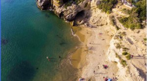 The Hidden Beach In Southern California, Pirates Cove Beach, That's Like Having Your Own Private Island