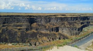 Hike To Evel Knievel's Famous Jump Location Along The Snake River Canyon In Idaho